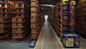 TENPRO ERP Gestione magazzini
